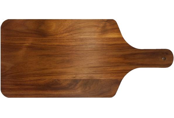 The Dexas Polysafe Cutting Board offers a professional-quality cutting surface with an integrated handle for easy gripping and handling. This reversible, NSF-approved cutting board is .